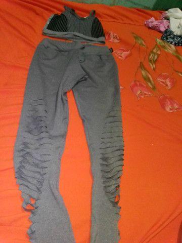 Vendo roupas fitinis - Foto 4