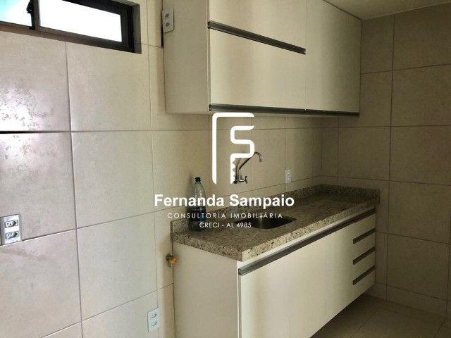 Venda Apartamento 3 Quartos Completo de móveis fixos em Maceió - Foto 15