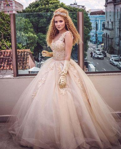 Vestido de Debutante 15 anos - Foto 3