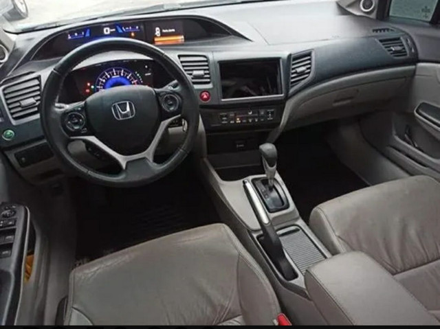 VENDO HONDA CIVIC/PARCELADO  - Foto 5
