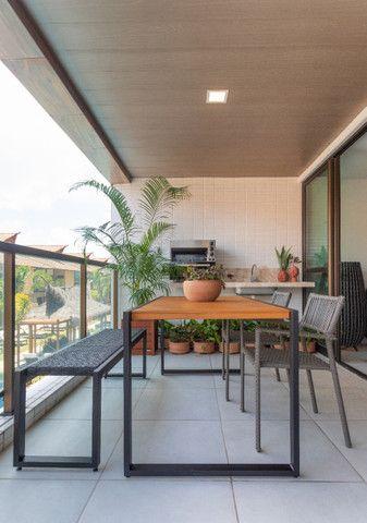 Apartamento Bangalô à venda na Praia de Camboinha - Cabedelo 131 metros quadrados - Foto 8