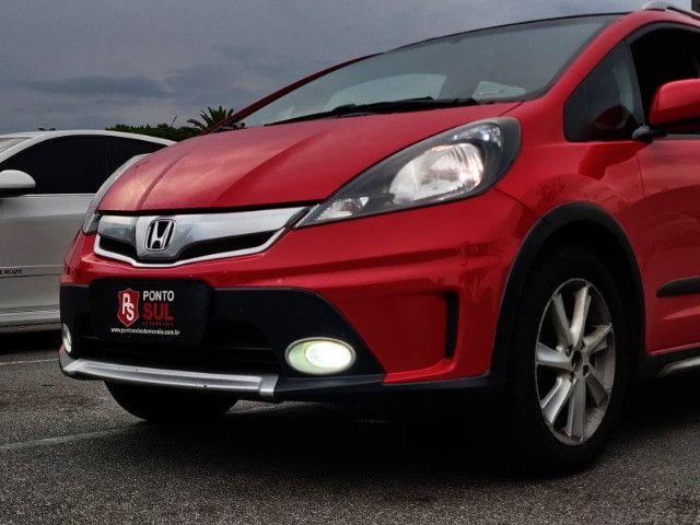 Honda Fit Twist Automático Whatsapp: * - Foto 5