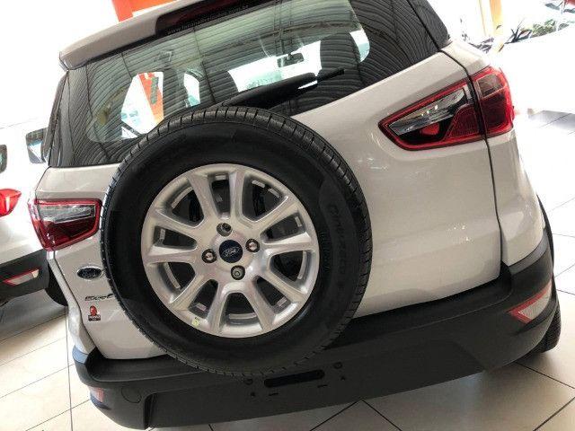 Ecosport SE 1.5 12V Flex 5P Aut.-Mod:2021 - Foto 5