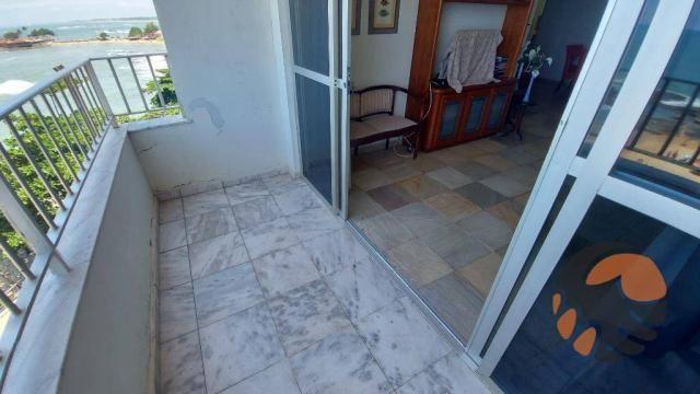 Apartamento com 3 quartos à venda, 148 m²- Centro - Guarapari/ES - Foto 4