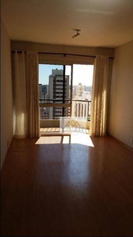 Apartamento com 2 dormitórios para alugar, 75 m² por R$ 1.050/mês - Centro - Ribeirão Pret - Foto 2