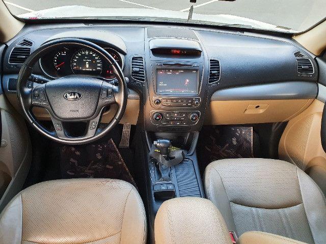 Kia Sorento Aut 3.5 V6 7L 4WD - Foto 8