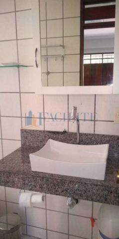 Apartamento à venda com 3 dormitórios em Camboinha, Cabedelo cod:33909 - Foto 4