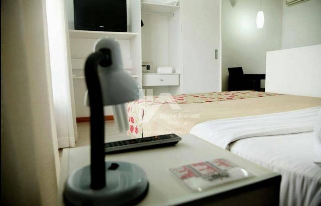 Flat com 1 dormitório à venda, 30 m² por R$ 249.000 - Caminho das Árvores - Salvador/BA - Foto 10