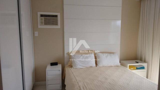 Apartamento com 4 dormitórios à venda, 140 m² por R$ 600.000 - Caminho das Árvores - Salva - Foto 6