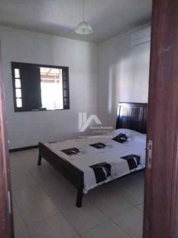 Casa com 4 dormitórios à venda, 205 m² por R$ 990.000,00 - Guarajuba - Camaçari/BA - Foto 12