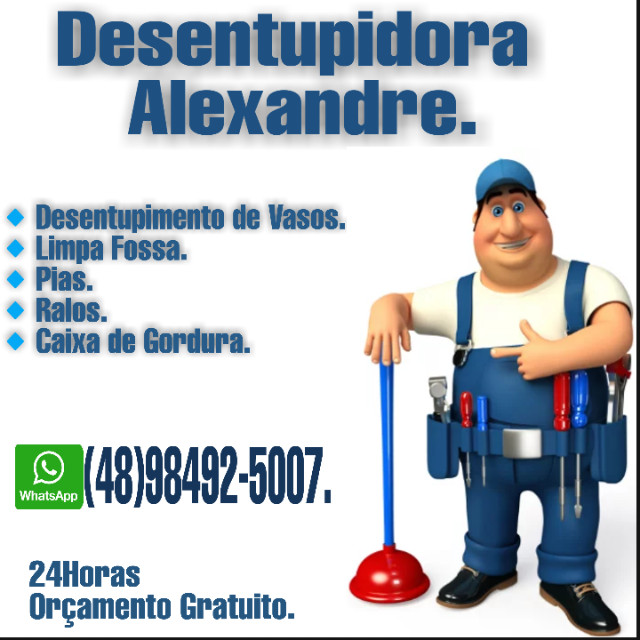 Desentupidora Alexandre