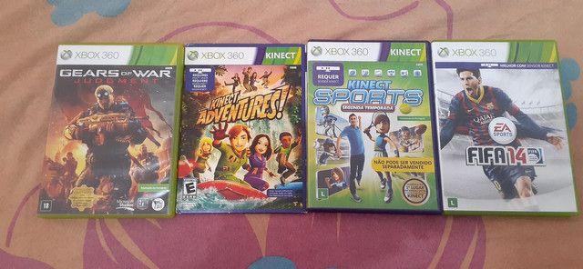 Vendo 4 jogos para Xbox 80. - Foto 5