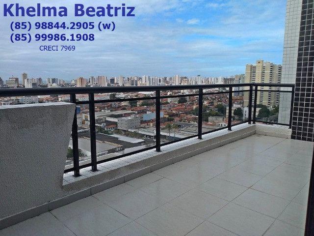 Cobertura, 105m², vista mar, Benfica - Foto 3