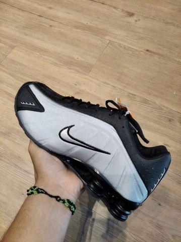 Nike shox r4 novo  - Foto 4