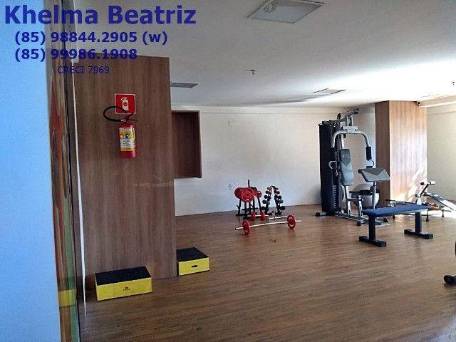 Cobertura, 105m², vista mar, Benfica - Foto 16