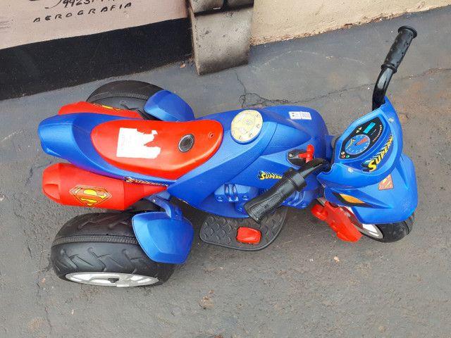 Motoca Elétrica Bandeirantes Seminova - Foto 2