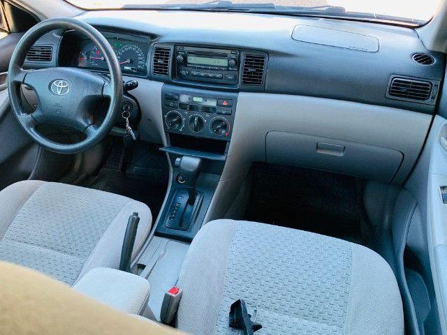 Toyota / Corolla Xei 1.8 Automático (Completo) - Foto 10