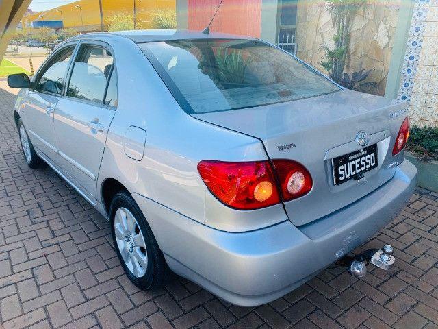 Toyota / Corolla Xei 1.8 Automático (Completo) - Foto 4