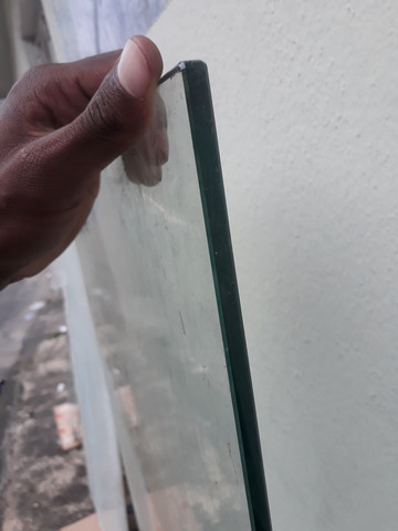 Vendo tampos de vidro de mesa - Foto 3