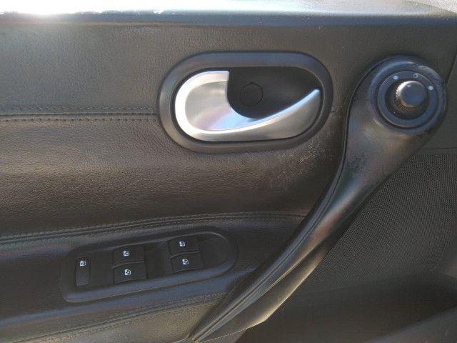 Megane 2007 1.6 aceito trocas carro e moto e financio banco em couro - Foto 8