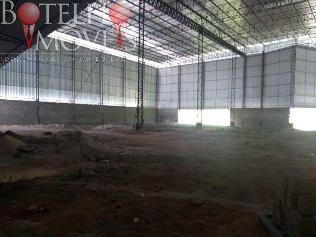 Alugo Galpão 2.000 m² Av Principal Avcb Cidade de Deus Nova Cidade - Foto 2