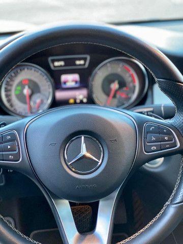 Mercedes CLA 200 Urban 2016 - Revisada e Chrome Delete - Foto 6