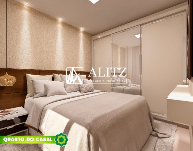 Apartamento 2 Quartos na região do Eldorado, Pronto pra Morar, Entrada Facilitada - Foto 8