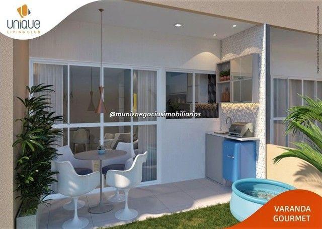 4S O Residencial Unique Living Club tem uniades de 3/2 quartos com suíte Candeias - Foto 4