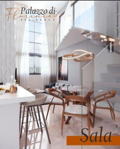 Apartamento de três quartos com cobertura privativa completa - Foto 9