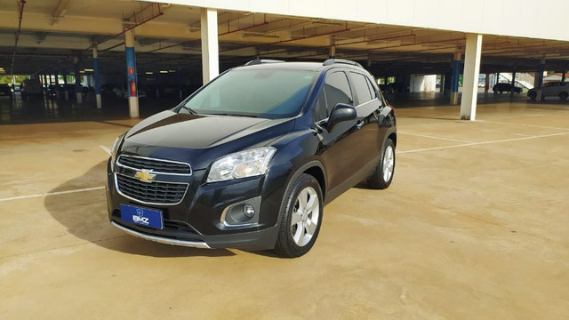 Oportunidade! Chevrolet Tracker 1.8 LTZ. Aut. 2014