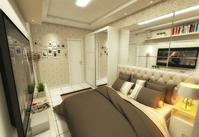 GÊ Apartamento, bairro Jangurussu, 2 dormitórios, 2 banheiros, 1 vaga. - Foto 5