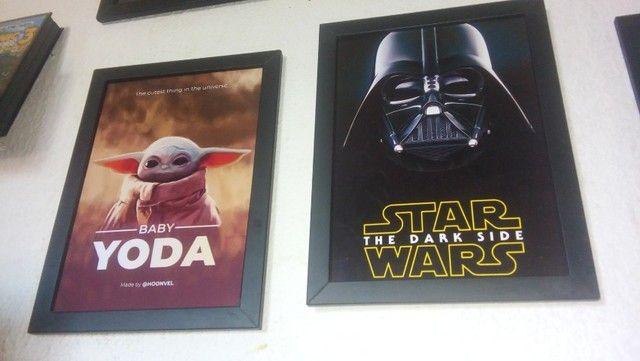 Quadros Star Wars  - Foto 4