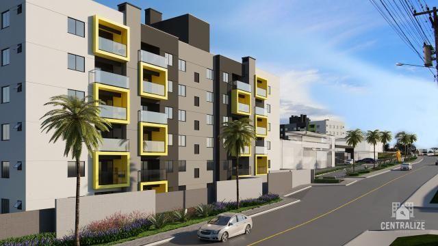 Apartamento à venda com 3 dormitórios em Contorno, Ponta grossa cod:1589 - Foto 3