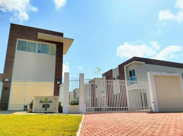 Sobrado à venda, 95 m² por R$ 350.000,00 - Mangabeira - Eusébio/CE - Foto 17