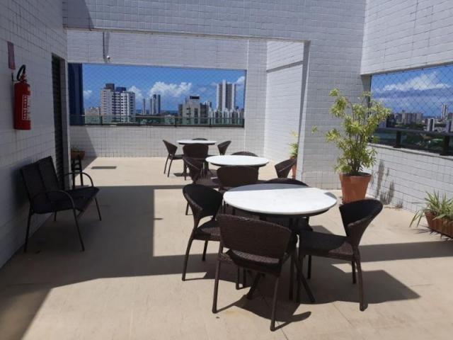 Apartamento para Locação em Recife, Graças, 1 dormitório, 1 suíte, 1 banheiro, 1 vaga - Foto 11