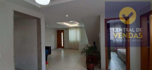 Casa à venda com 4 dormitórios em Santa mônica, Belo horizonte cod:159 - Foto 7