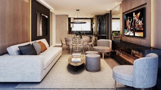 Apartamento à venda com 3 dormitórios em São francisco, Curitiba cod:AP0205
