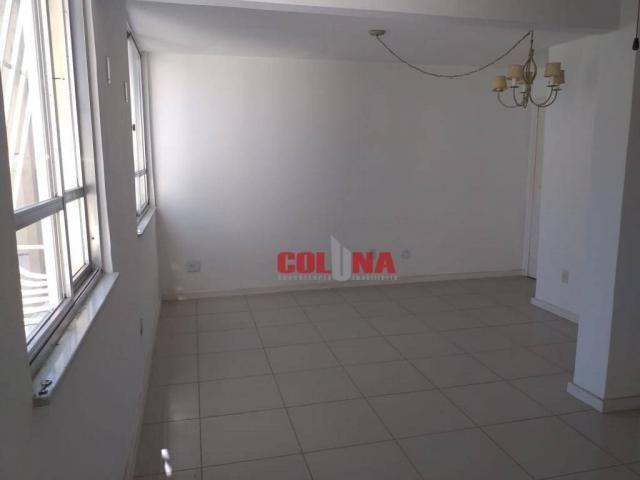 Apartamento com 2 dormitórios para alugar, 45 m² por R$ 1.000,00/mês - Santa Rosa - Niteró - Foto 8