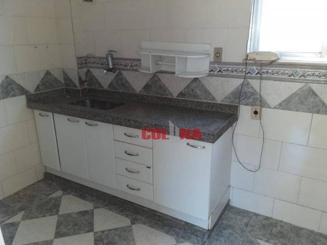 Apartamento com 2 dormitórios para alugar, 45 m² por R$ 1.000,00/mês - Santa Rosa - Niteró - Foto 17