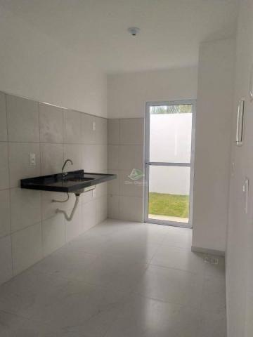 Casa com 2 dormitórios à venda, 71 m² por R$ 189.000,00 - Timbu - Eusébio/CE - Foto 8