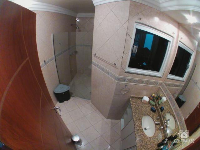 Casa de condomínio à venda com 4 dormitórios em Nova russia, Ponta grossa cod:423 - Foto 16