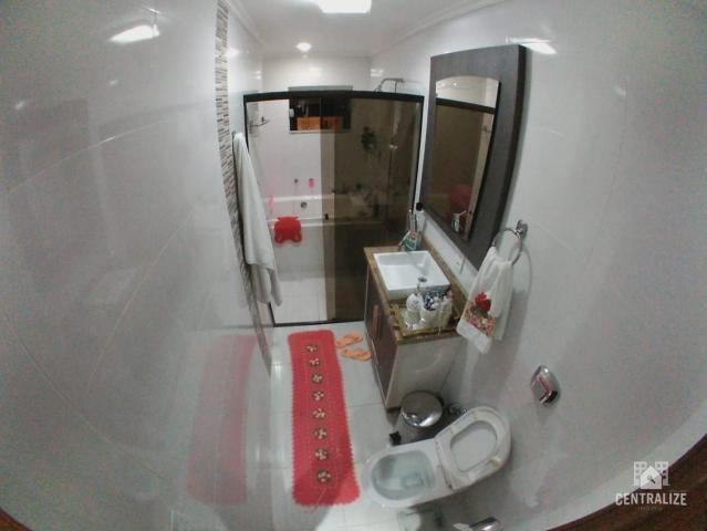 Casa de condomínio à venda com 4 dormitórios em Nova russia, Ponta grossa cod:423 - Foto 17