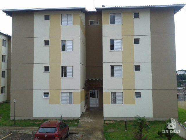 Apartamento à venda com 2 dormitórios em Estrela, Ponta grossa cod:365 - Foto 2