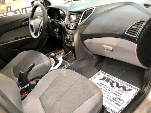 Hyundai Hb20s Comfort Plus 1.0 Manual Flex 2019 Impecável !!! Pneus novos !! - Foto 12
