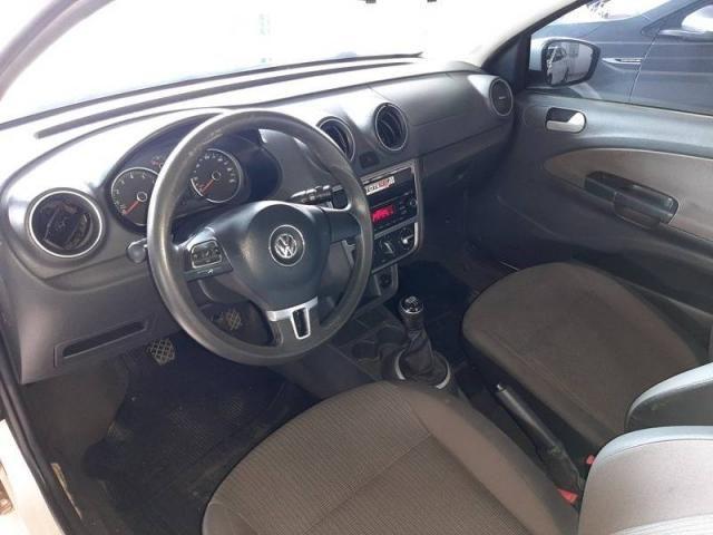 Volkswagen Saveiro 1.6  Cabine Simples Trend - Foto 10