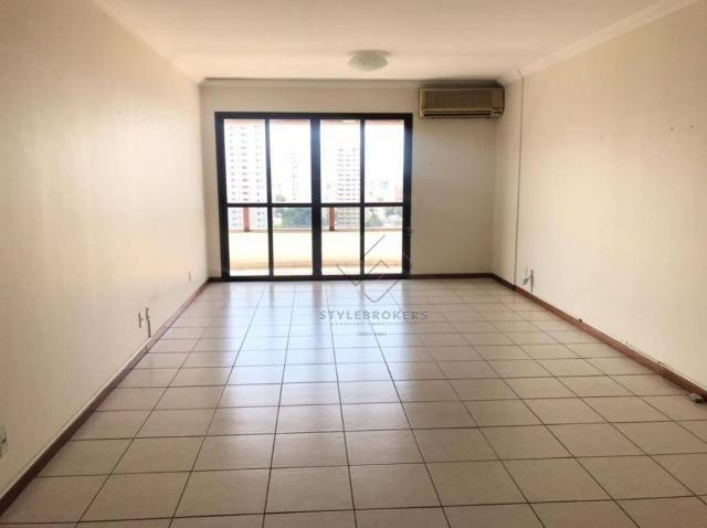 Apartamento no Edifício Giardino di Roma com 4 dormitórios à venda, 203 m² por R$ 880.000  - Foto 3