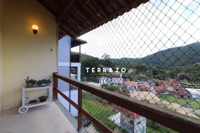 Casa com 4 dormitórios à venda, 185 m² por R$ 840.000,00 - Albuquerque - Teresópolis/RJ - Foto 4