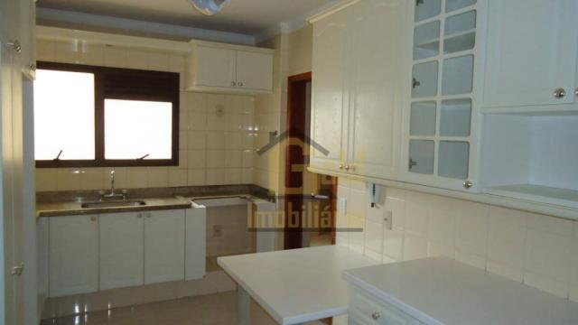 Apartamento com 4 dormitórios para alugar, 155 m² por R$ 2.500,00/mês - Jardim Irajá - Rib - Foto 4