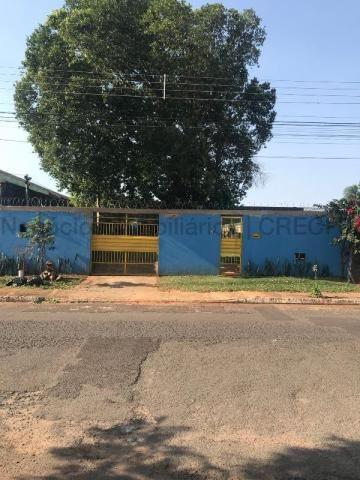 Casa à venda, 3 quartos, 6 vagas, Vila Belo Horizonte - Campo Grande/MS