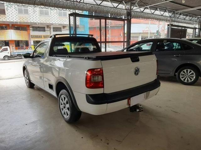 Volkswagen Saveiro 1.6  Cabine Simples Trend - Foto 4